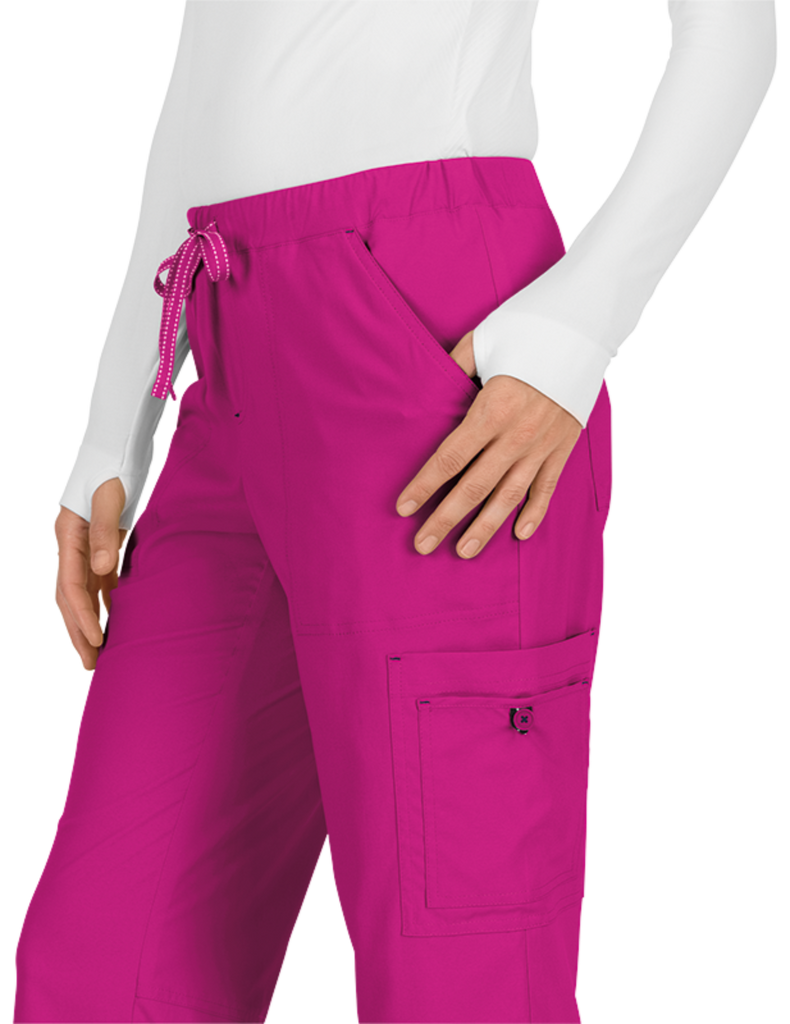 Koi | Holly Pant - Azalea Pink