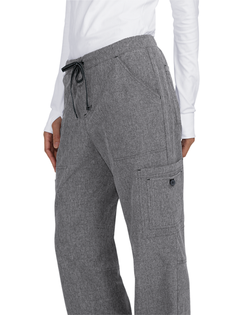 Koi | Holly Pant - Heather Grey