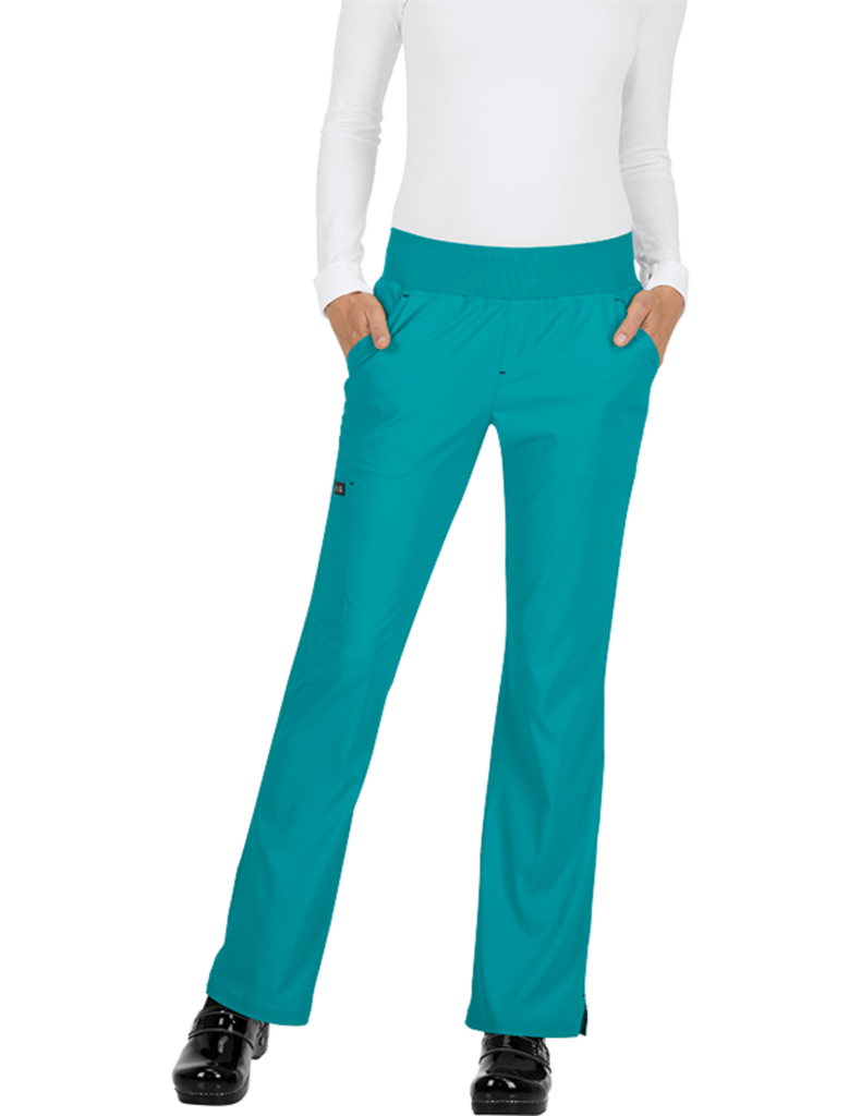 Koi | Laurie Pant - Teal