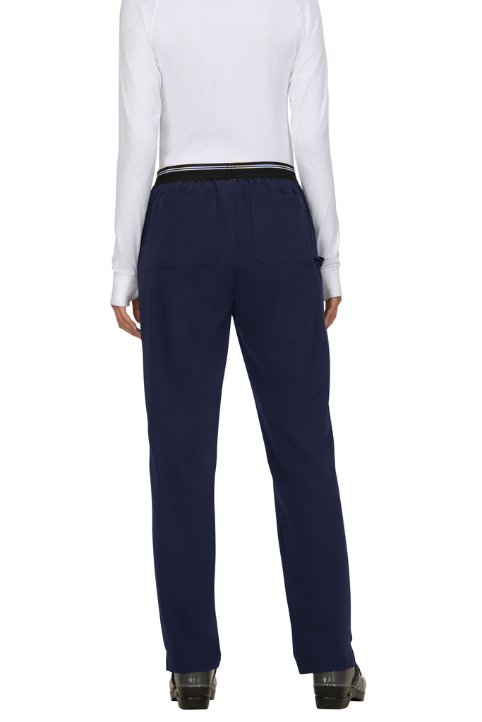 Koi | On The Run Scrub Pant - Navy