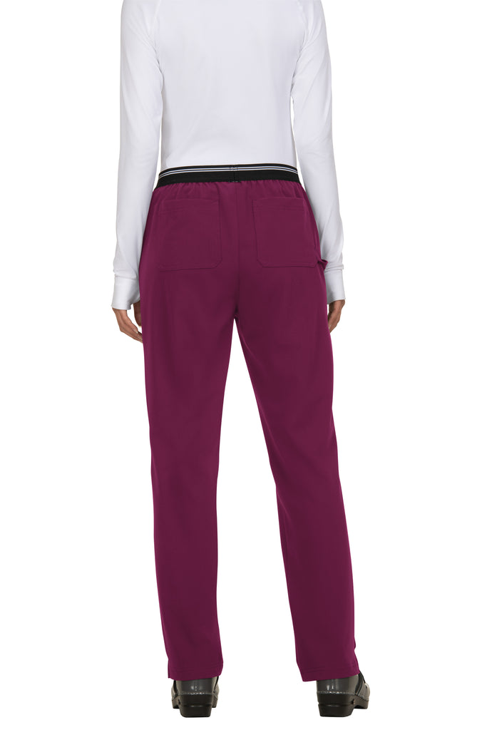 Koi | On The Run Scrub Pant - Wine