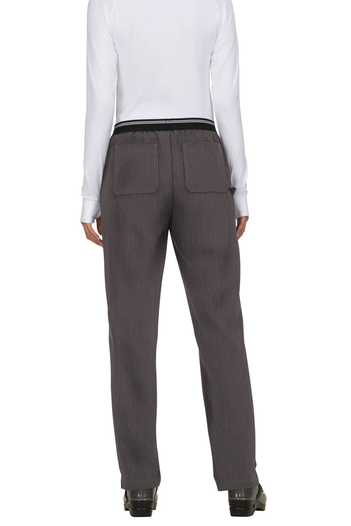 Koi | On The Run Scrub Pant - Heather Grey