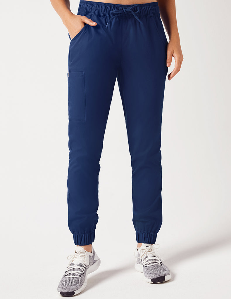 Jaanuu | Classics Jogger - Estate Navy Blue - 1