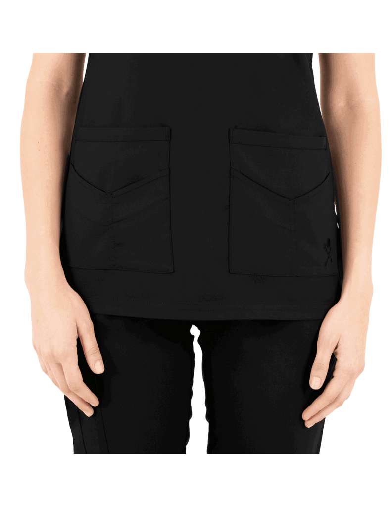 Life Threads | Women's Ergo 2.0 Utility Top - Black - 2