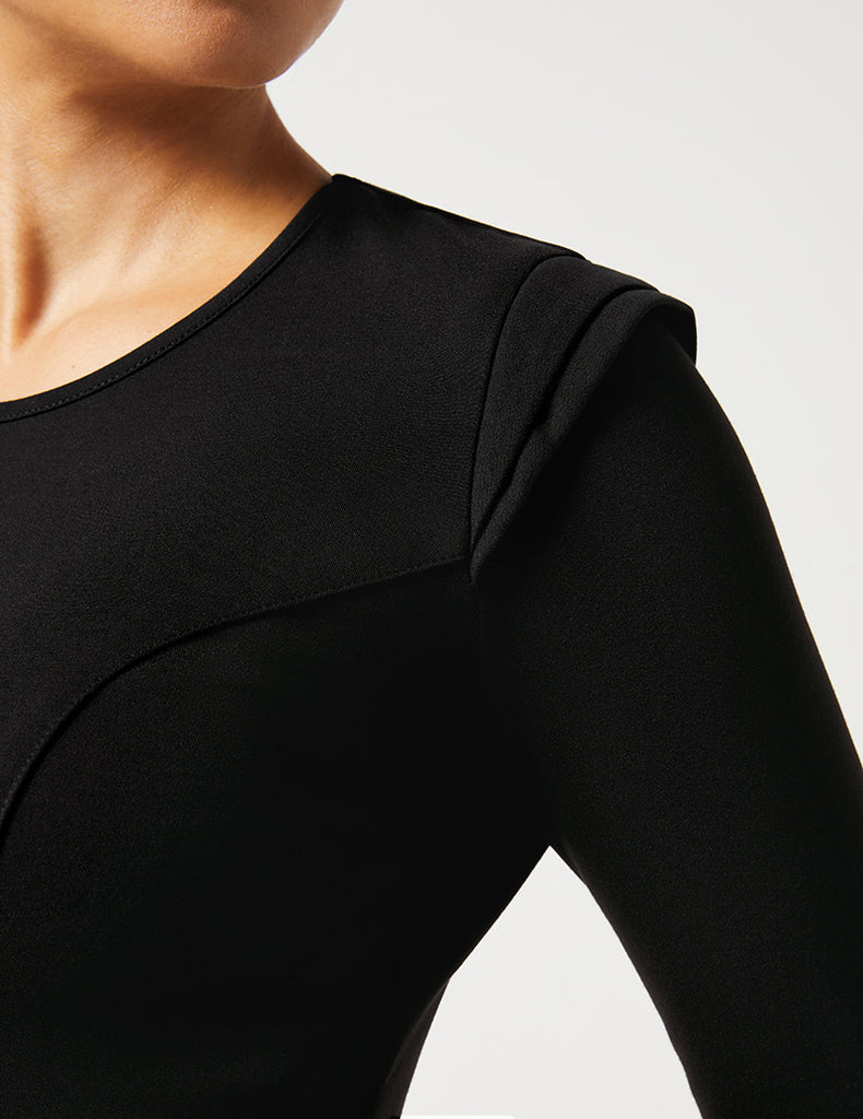 Jaanuu | Cap Sleeve Top - Black - 5