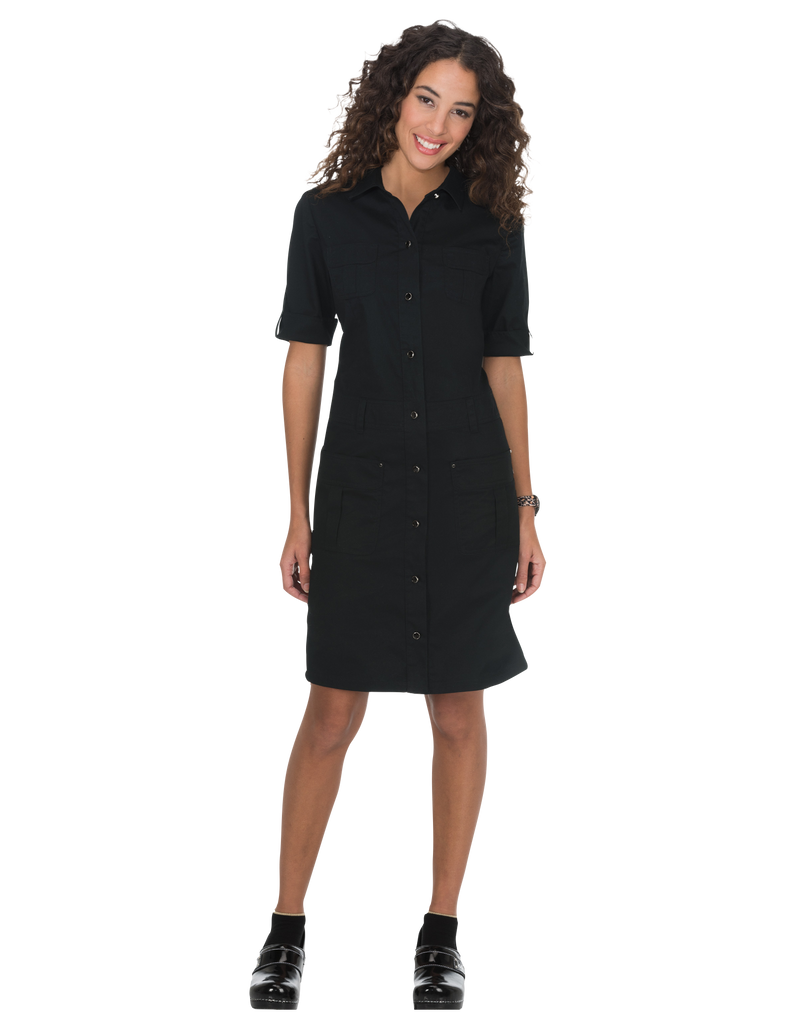 Koi | Alexandra Dress - Black