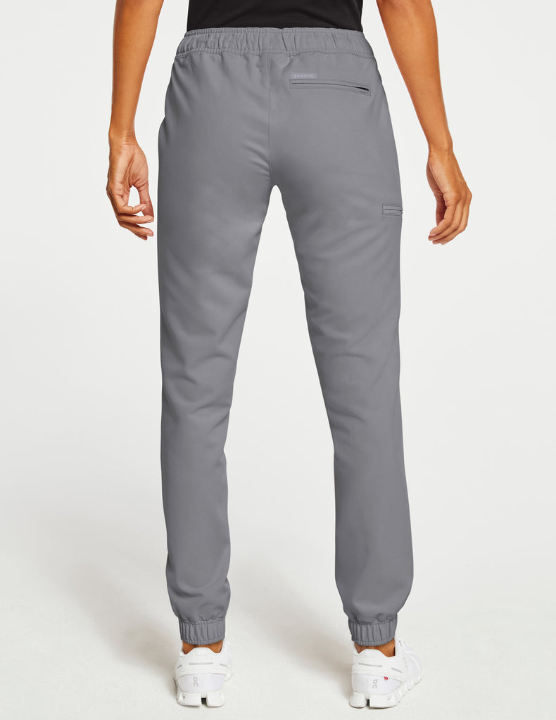 Jaanuu | Women's Essential 5-Pocket Jogger - Gray - 4