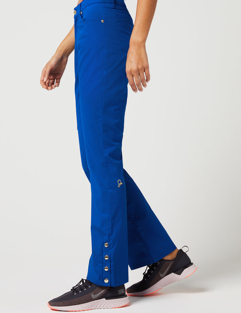Jaanuu | Bootcut Pant - Royal Blue - 3