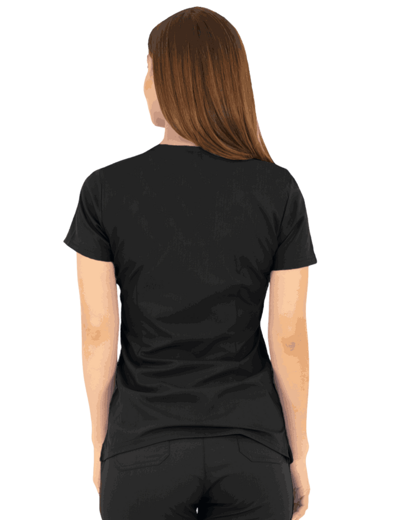 Life Threads | Women's Ergo 2.0 Utility Top - Black - 4