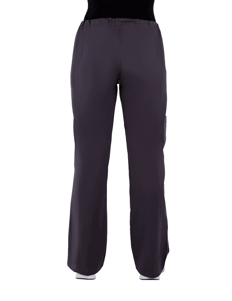 Life Threads | Women's Contego Cargo Pant - Pewter - 3