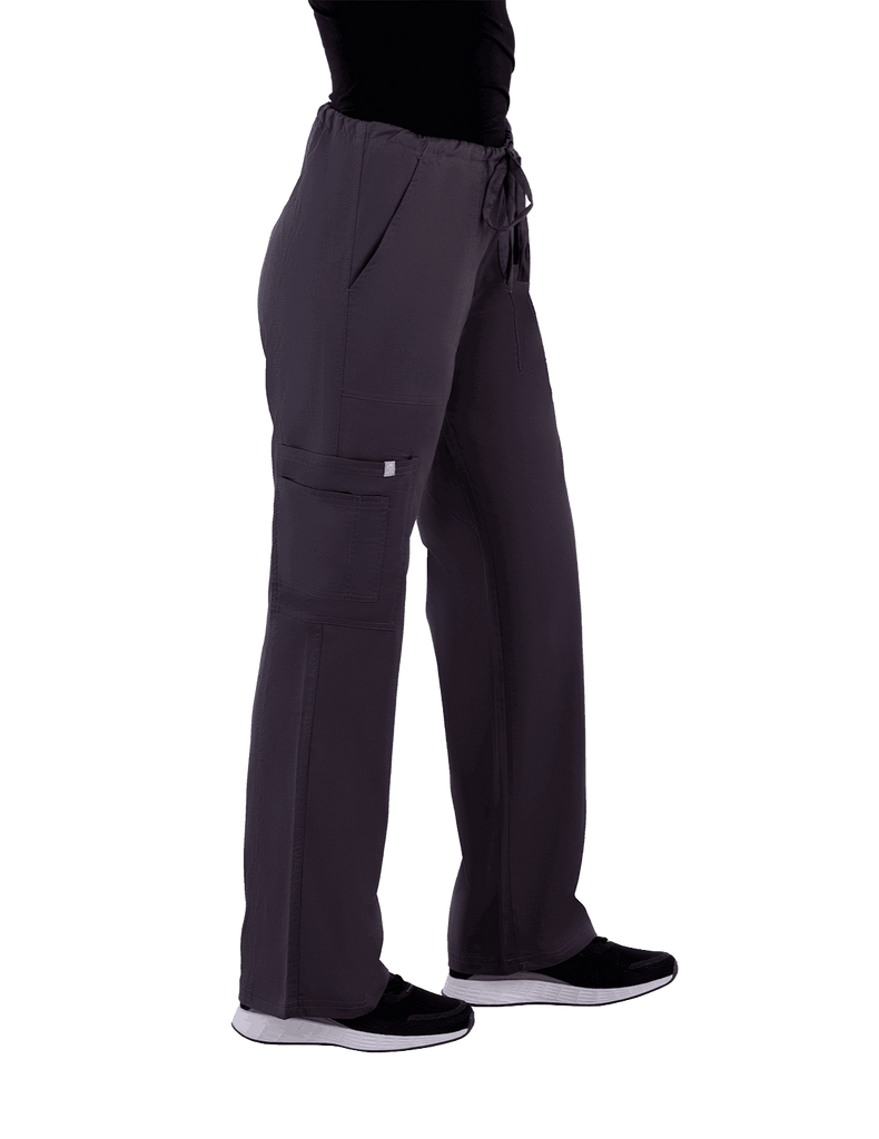 Life Threads | Women's Contego Cargo Pant - Pewter - 2