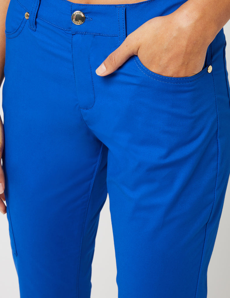 Jaanuu | Bootcut Pant - Royal Blue - 5