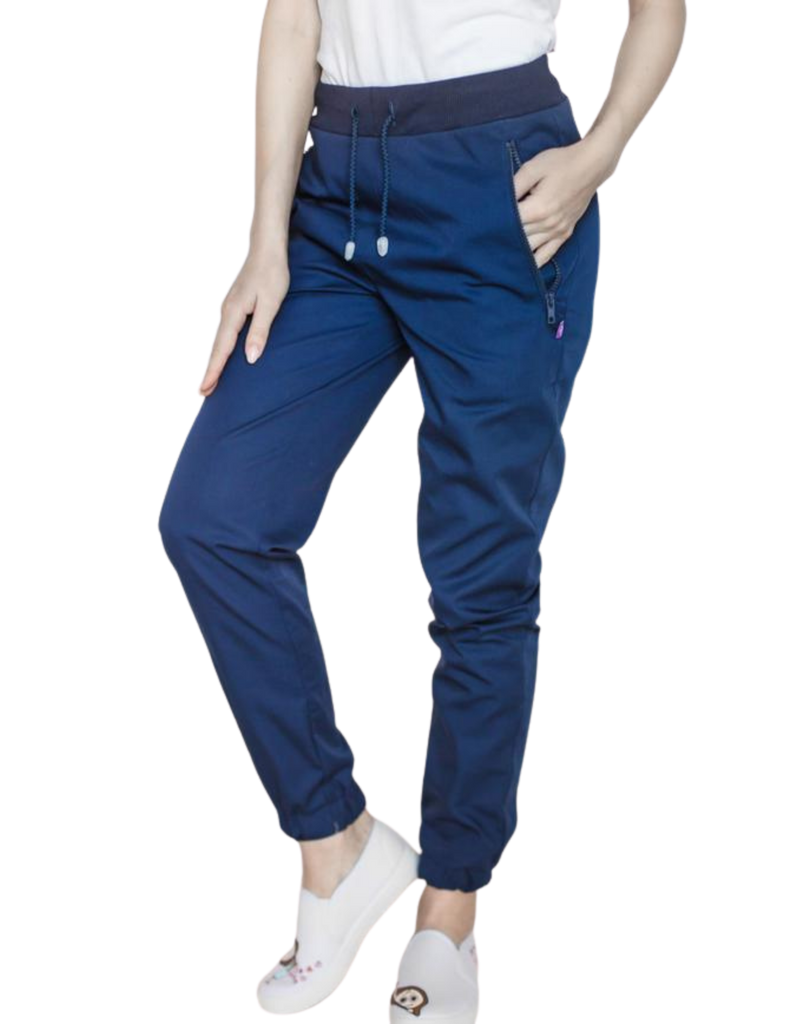 Treat in Style | Jogger Pants - Blue