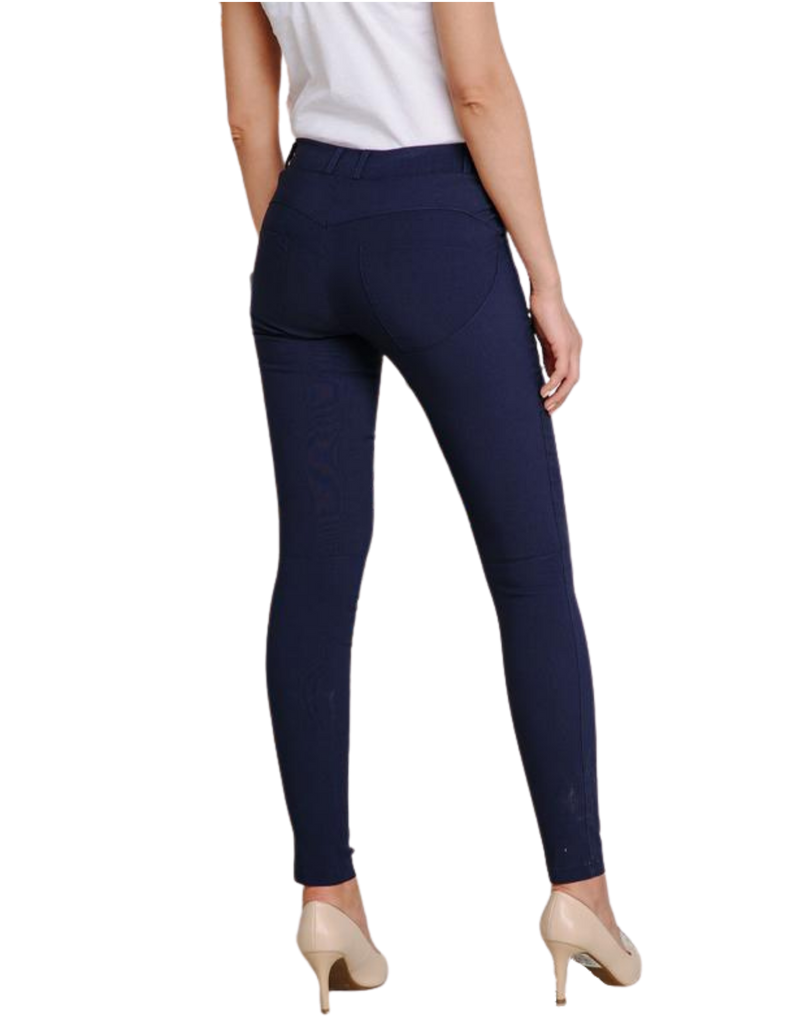 Treat in Style | Push-up leggings - Blue