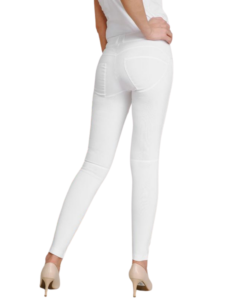 Treat in Style | Push-up leggings - White