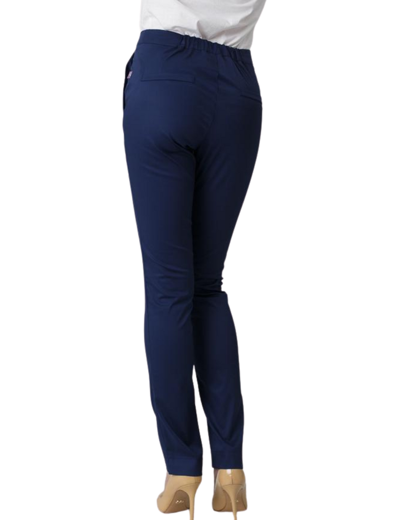 Treat in Style | Skinny Pants - Blue