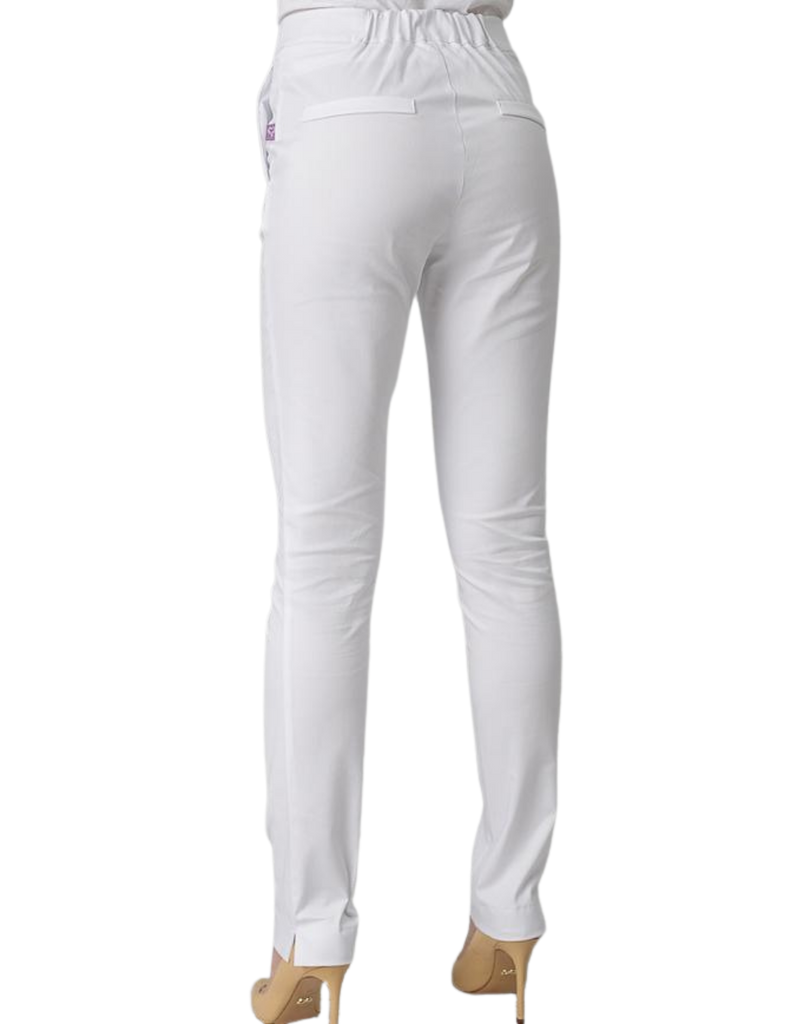 Treat in Style | Skinny Pants - White