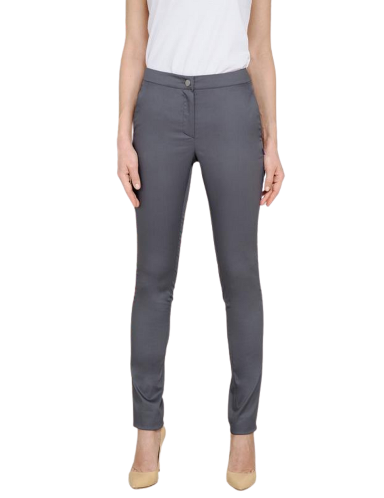 Treat in Style | Skinny Pants - Grey