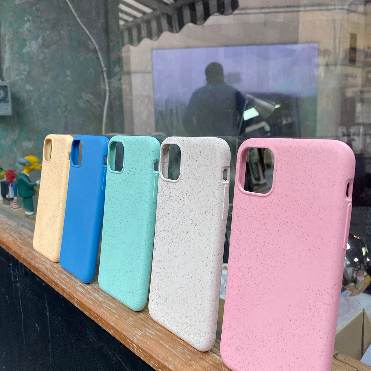 100% Biodegradable iPhone Cases
