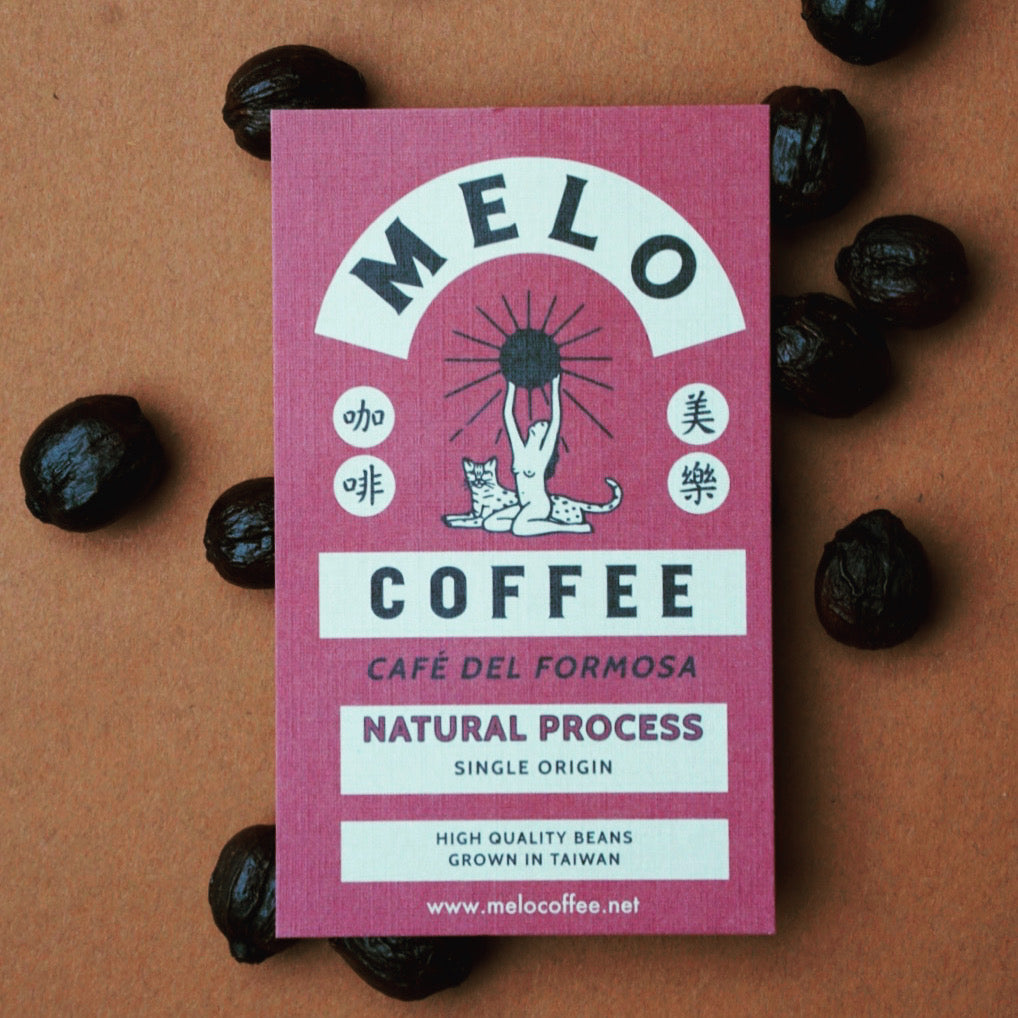 Melo Beans 100g& 2glass
