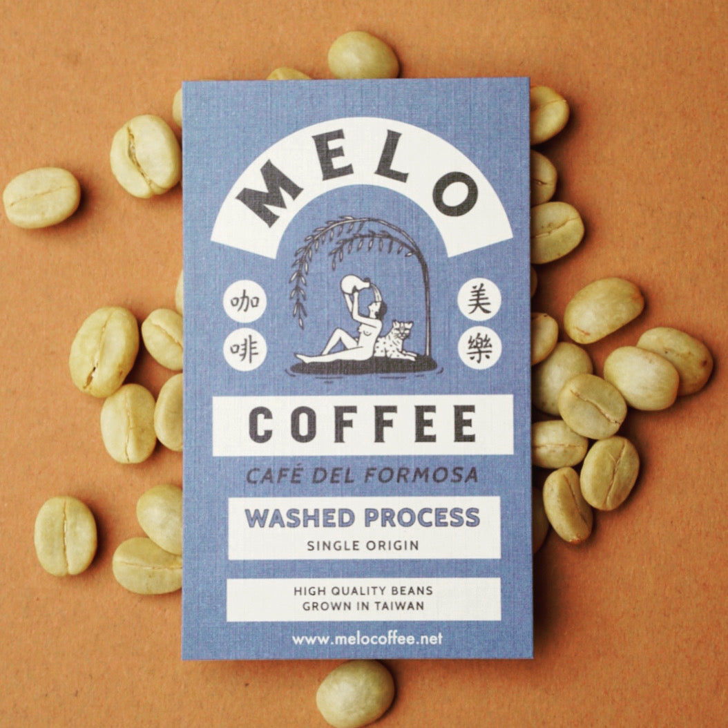 Melo Beans 40g& glass