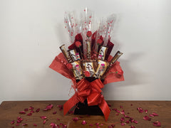 Valentines Galaxy Chocolate Bouquet.