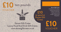 Ten Pounds Gift Voucher.