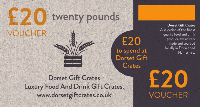 Twenty Pounds Gift Voucher.