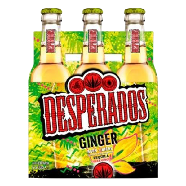 Ginger 6-pack