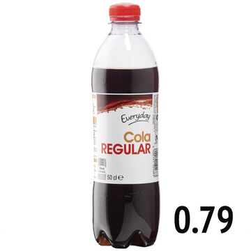 Cola regular