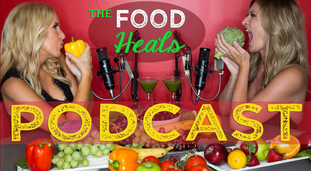 Food Heals Nation Podcast - Alison & Suzy