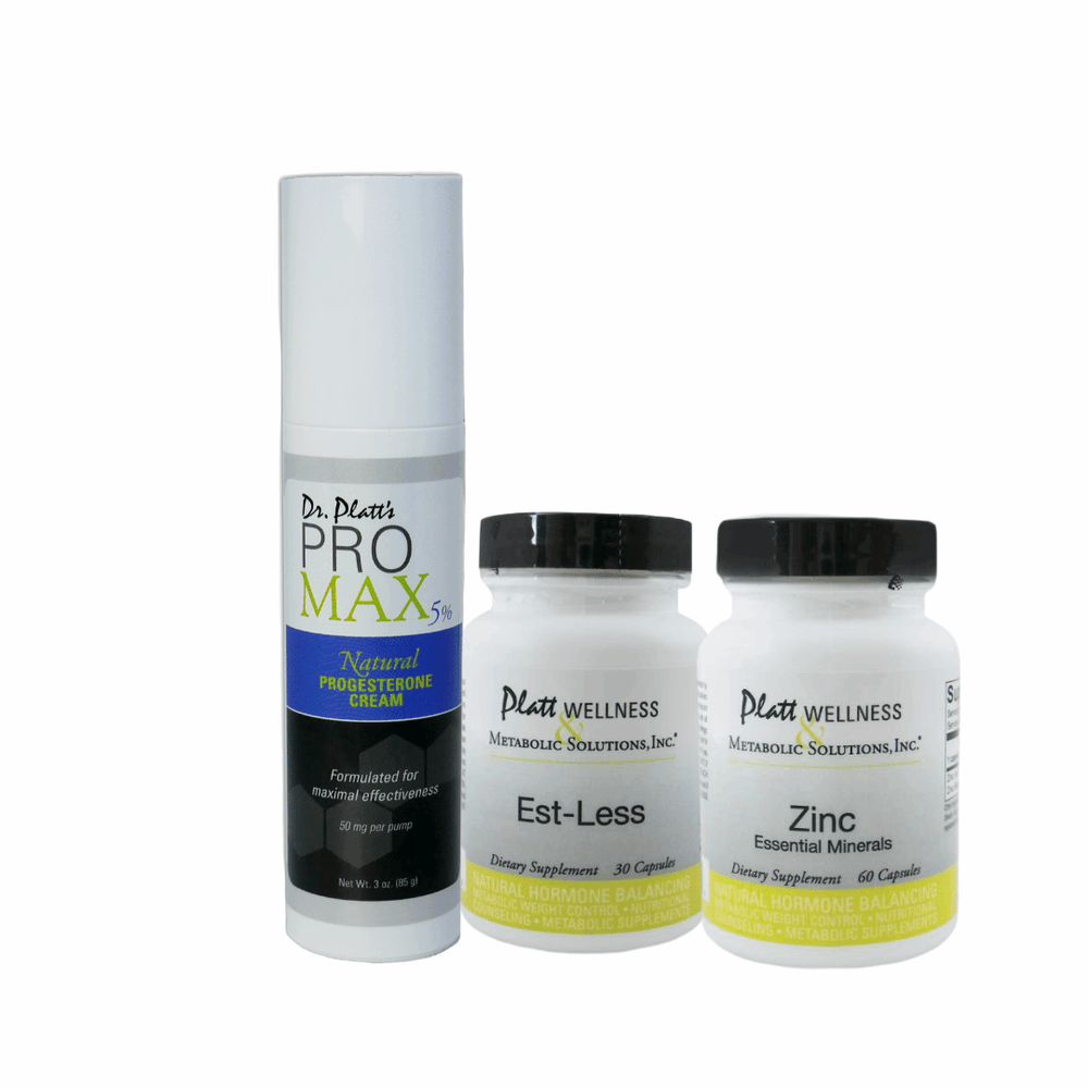 Male Hormone Balance Bundle