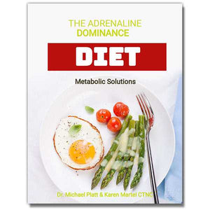 Adrenaline Dominance Diet-30 Day Meal Plan - Platt Wellness