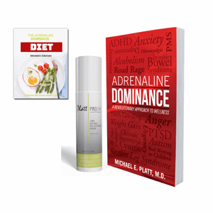 Adrenaline Dominance Bundle Now + 30 Day Meal Plan (New!)-10% Off