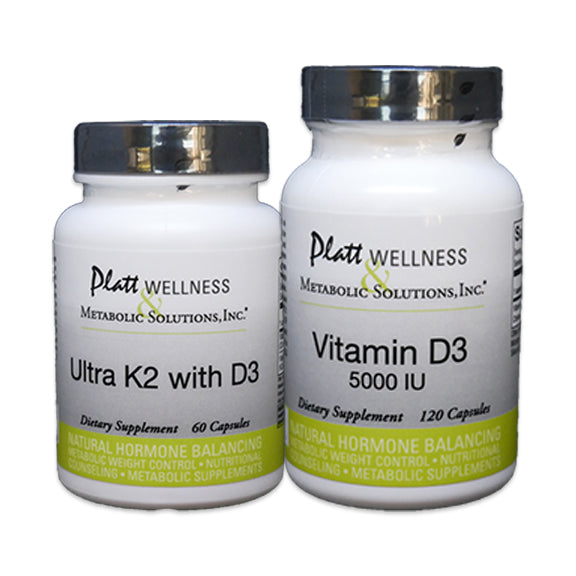 Vitamin D Immune Boost Bundle -10% Off