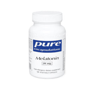 Melatonin 20mg - Platt Wellness