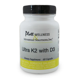 Ultra K2 with Vitamin D3 - 10% Off through April