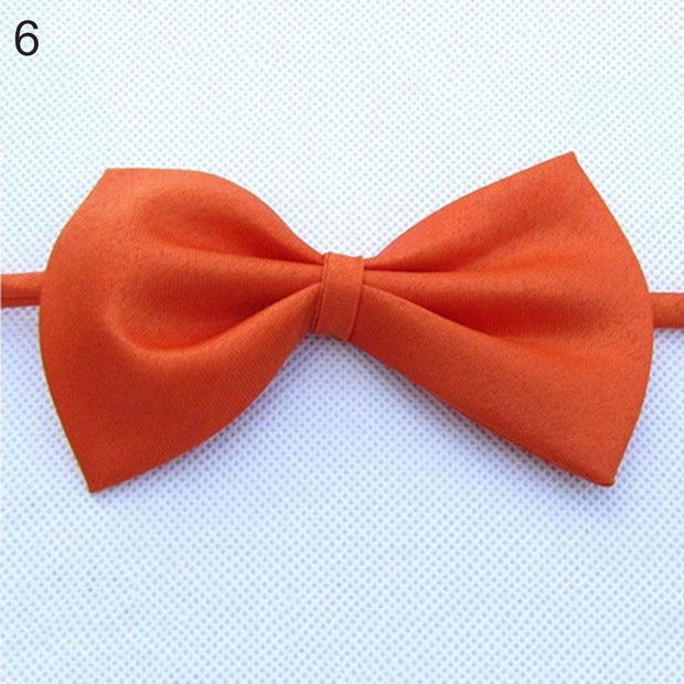 Fashion Adorable Cat Dog Pets Toy Bow Tie Necktie Collar Clothes Decoration