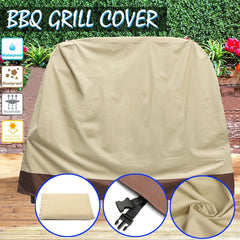 G-Man Waterproof Heavy Duty BBQ Grill Cover