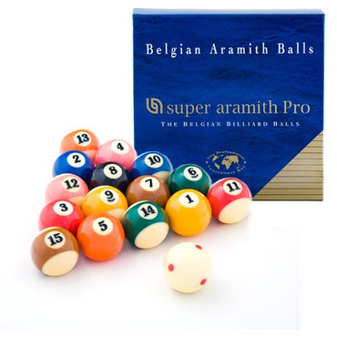 Aramith Super Pro PRO-CUP TV Pool Ball Set