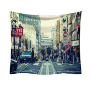 Possible City Wall Hanging Tapestry - Westfairy.com