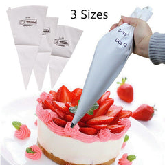SOO JOO Reusable Cotton Pastry Bag
