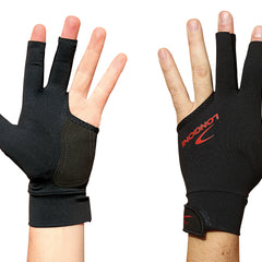 Longoni Black Fire Pool Cue Glove 2.0