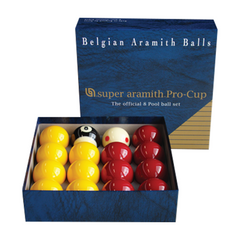 Aramith SA Pro Cup 8 Pool Ball Set