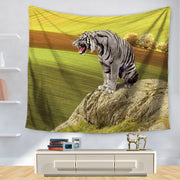 African Wildlife Wall Hanging Tapestry - Westfairy.com