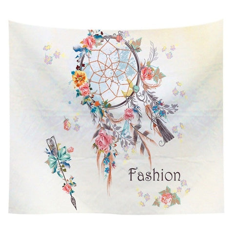 Ziinus Dream Catcher Wall Hanging Tapestry - West Fairy