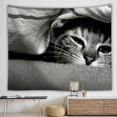 Sunday Miao~ Wall Hanging Tapestry - West Fairy
