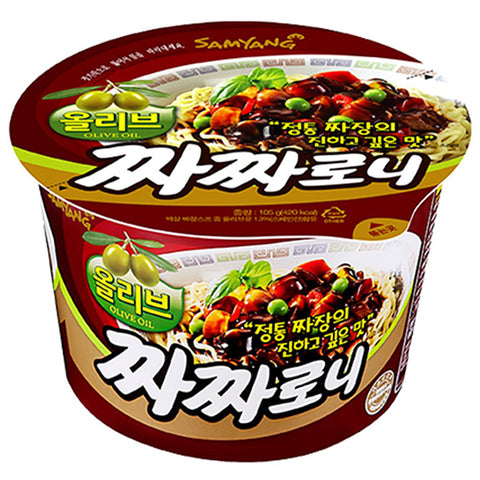 Samyang Chacharoni Ramen Big Bowl