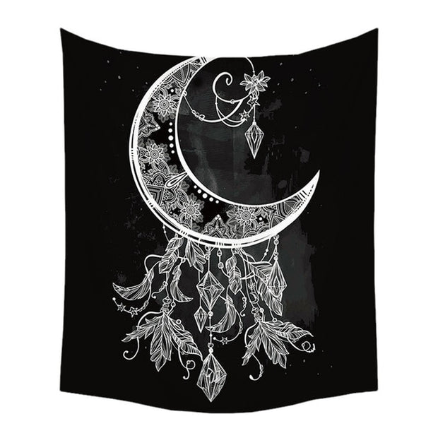 Secret Tarot Dream Catcher Wall Hanging Tapestry - Westfairy.com