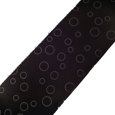 IBS Billiard Pool Cue Super Grip Velours Circle Dot Wrap Black - West Fairy
